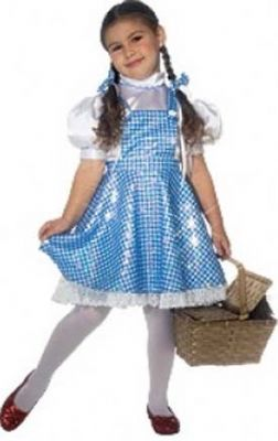 Wizard of Oz Licensed Dorothy Costume
